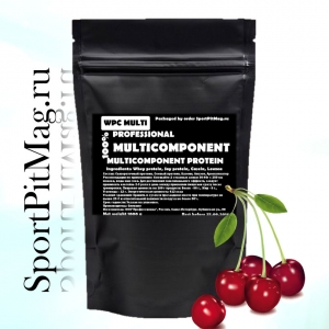 Multicomponent Protein Cherry, Многокомпонентный Протеин Вишня 1000 ГР.