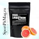 Professional Whey Protein Grapefruit (Сывороточный протеин вкус Грейпфрут) 1 кг Пакет
