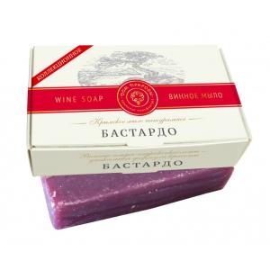 Винное Крымское мыло натуральное Лифтинг-Эффект - Бастардо