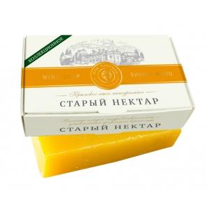 Винное Крымское Мыло Натуральное Деликатный Уход - Старый Нектар