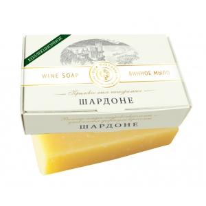 Винное Крымское Мыло Натуральное Очищение и защита - Шардоне