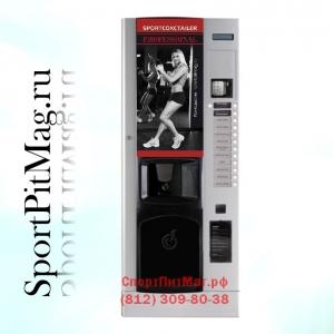 Торговый аппарат по продаже охлажденных напитков «Спортивный коктейлер» спортомат СпК-6к