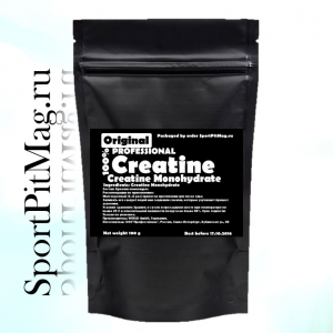 Креатин моногидрат (Creatine monohydrate).